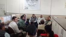 Rashtriya Mahila Kosh Swacch Bharat Abhiyan-4