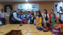 Rashtriya Mahila Kosh Swacch Bharat Abhiyan-5